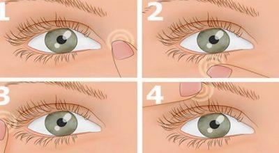 Массаж глаз для восстановления зрения. Вижу без очков в разы лучше…