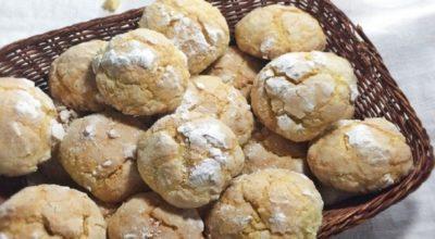 Очень вкусное мягкое печенье с мандаринами