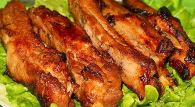 Очень вкусное мясо в духовке: Дело в особом маринаде