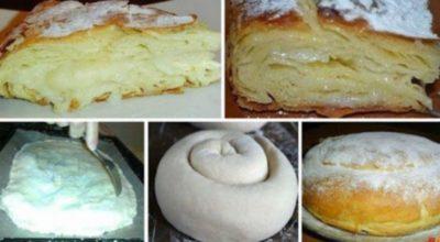 Очень вкусный пирог. Египетская сладость для сладкоежек