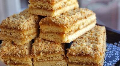 Пирожное «Песочное»: Точно, как в детстве