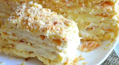 Простой рецепт нежного и вкусного десерта без выпекания