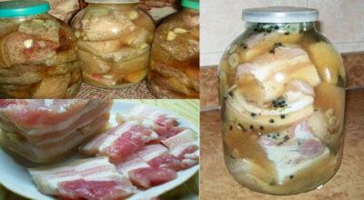 Рецепт обалденного соленого сала. Все дело в рассоле