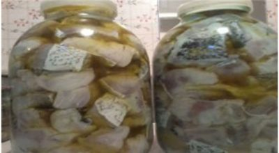 Рецепт засолки толстолобика в стеклянной банке. Нежный и очень вкусный