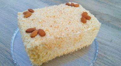 Стаканчиковый торт за 30 минут без весов и хлопот. Приготовить сможет каждый