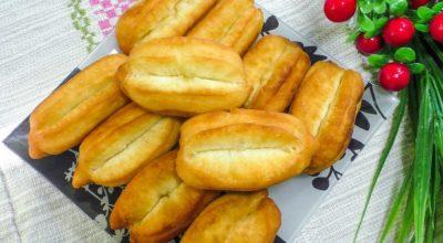 Тесто без дрожжей, а получаются воздушные как пух пончики