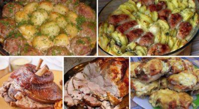 ТОП-6 рецептов мясных блюд