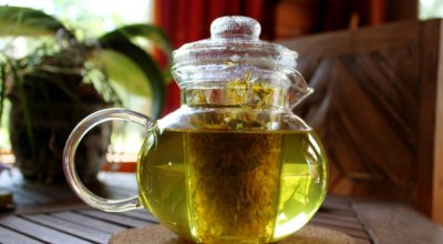 Удивительный чайный напиток для профилактики остеохондроза и заболеваний суставов