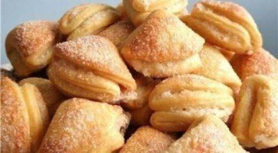 Вкуснейшее печенье с творогом
