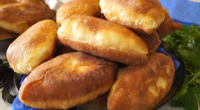 Вкусные пирожки без дрожжей с интересной начинкой