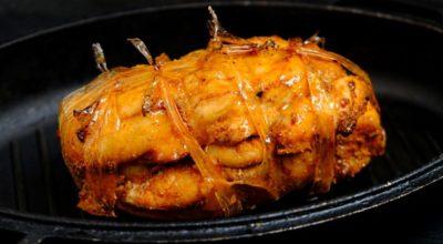 Вместо колбасы на бутерброды. Очень вкусная холодная закуска из куриного филе