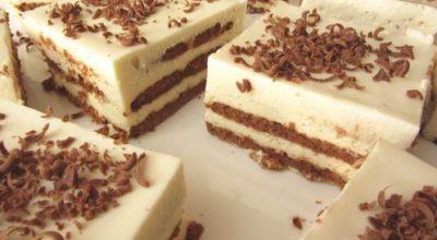 Обалденный торт, за 20 минут, без выпечки. Я его делаю каждую неделю
