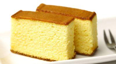 Азы мастерства — бисквит для торта