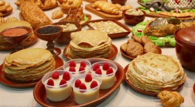 Блюда на масленицу — готовимся к празднику