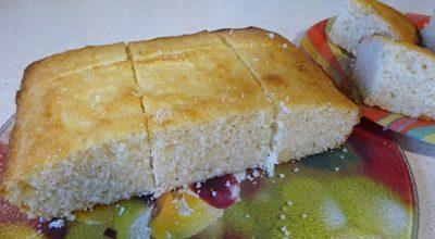 Быстрый пирог за 5 минут