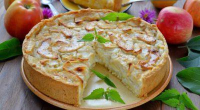 Цветаевский пирог с яблоками – 9 оригинальных рецептов
