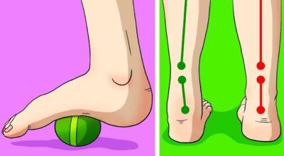 Если вы страдает от боли в ногах, коленях или бёдрах, вот 6 упражнений, которые помогут избавиться от неё