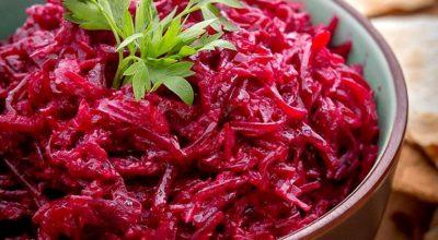Готовим салат из свеклы, который понравятся всем