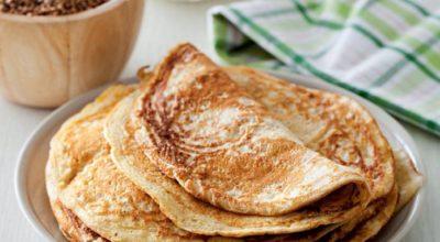 Гречневые блины — 10 лучших рецептов к масленице