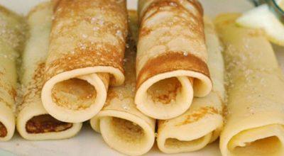Как приготовить вкусные блины: 17 лучших рецептов