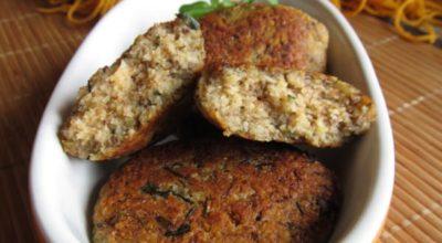 Котлеты из чечевицы — популярное вегетарианское блюдо