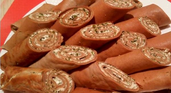 Лучшие рецепты блинчиков из печени с разными начинками - Перчинка Хозяюшка -