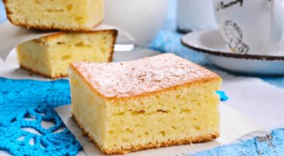 Манник на кефире: все секреты пышного пирога