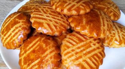 Медовое печенье на скорую руку: Вкусно и просто