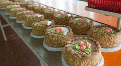 Настоящий Киевский торт по ГОСТу: пошаговый рецепт