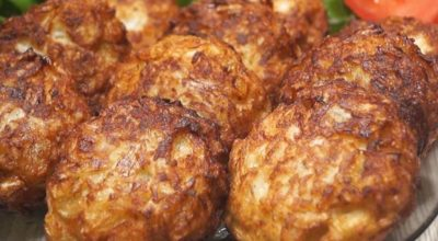 Невероятно вкусные котлетки без грамма мяса