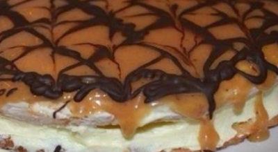 Польский торт «Коровка»