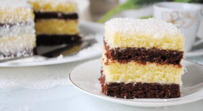 Простой и быстрый торт за 30 минут на сгущёнке