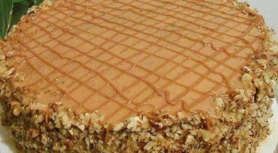 Простой и любимый тортик. Нуу оооочень вкусный получился
