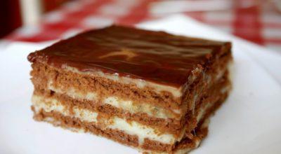 Пряничный торт — очень быстро и слишком вкусно