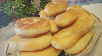 Пышные жареные пирожки с капустой. БЫСТРО, ПРОСТО И ОРИГИНАЛЬНО