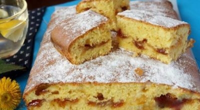 Самый вкусный пирог на скорую руку. Пока гости соберутся, пирог уже на столе