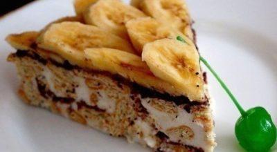 Такого Вы точно не пробовали: Сметанный торт из крекера