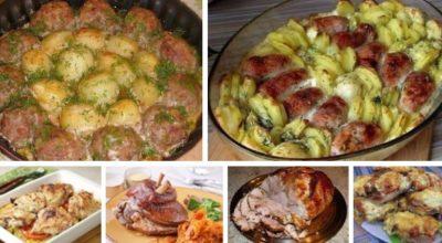 ТОП-6 рецептов мясных блюд. Отличная подборочка