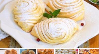 Топ-6 Рецептов Невероятно Вкусной Восточной Выпечки