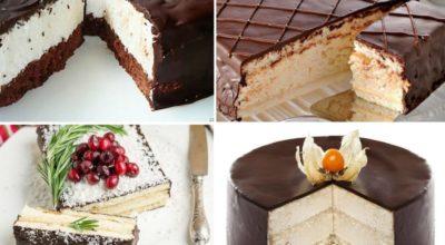 Торт «Птичье молоко»: 4 варианта приготовления