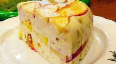 Творожный тортик «Морозко». Для тех, кто не любит возиться с тестом