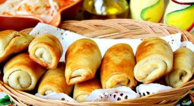 Вэрвезе — молдавские пирожки с капустой