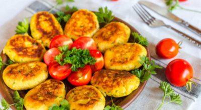 Хрустящие картофельные котлеты с начинкой — ТОП 10 лучших рецептов