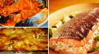 25 рецептов из рыбы. Отличная подборка