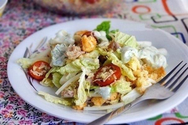 6 салатов с пекинской капустой, изображение №2
