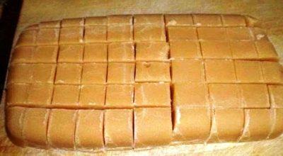 Как приготовить в домашних условиях конфеты «Коровка»