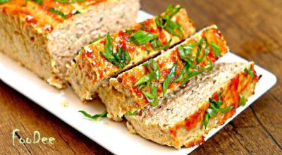 Мясные хлебцы