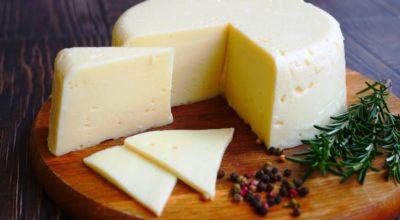 Настоящий сыр дома за 30 минут