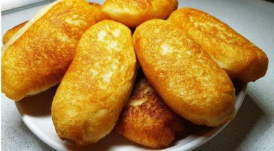 Пирожки из хлеба получаются очень вкусными и мягкими
