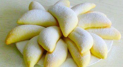 Пирожные бананы. Вкусно и просто